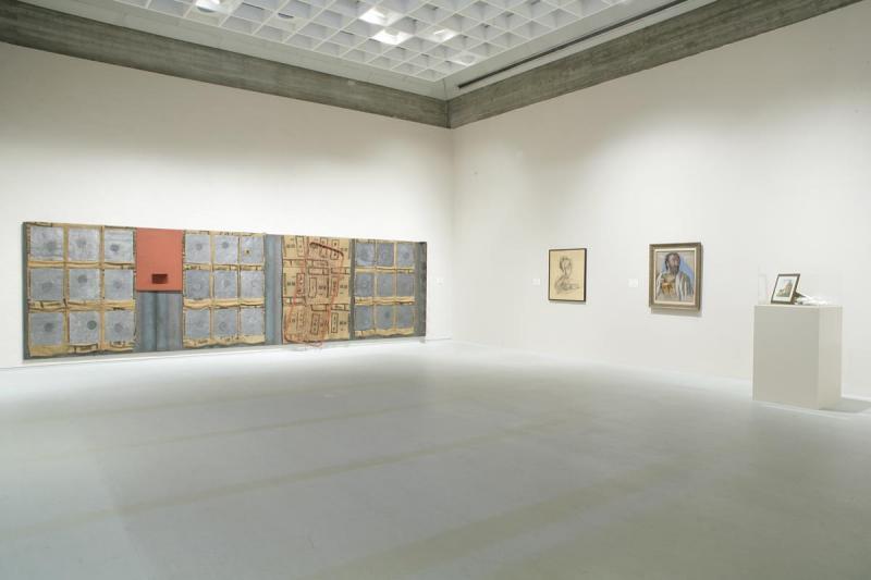 Mentalgrafie italiane / Tel Aviv Museum of Art / 2007