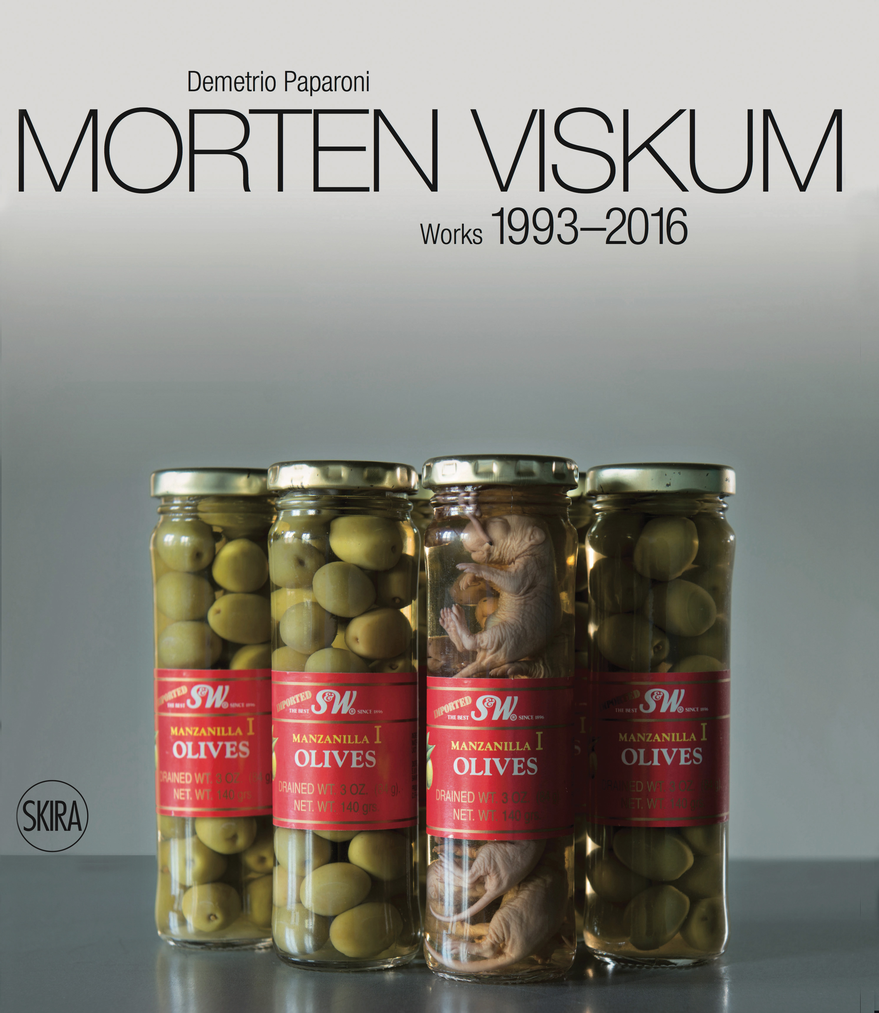 MORTEN VISKUM Works 1993-2016  Skira  2016