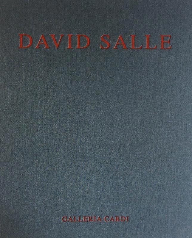 DAVID SALLE   Galleria Cardi / Milano 2007