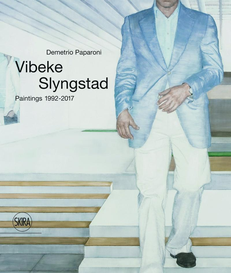 VIBEKE SLYNGSTAD 1Paintings 1992-2017 Skira  2017