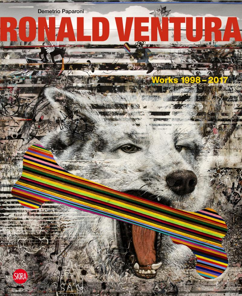RONALD VENTURA Works 1998-2017     Skira 2018