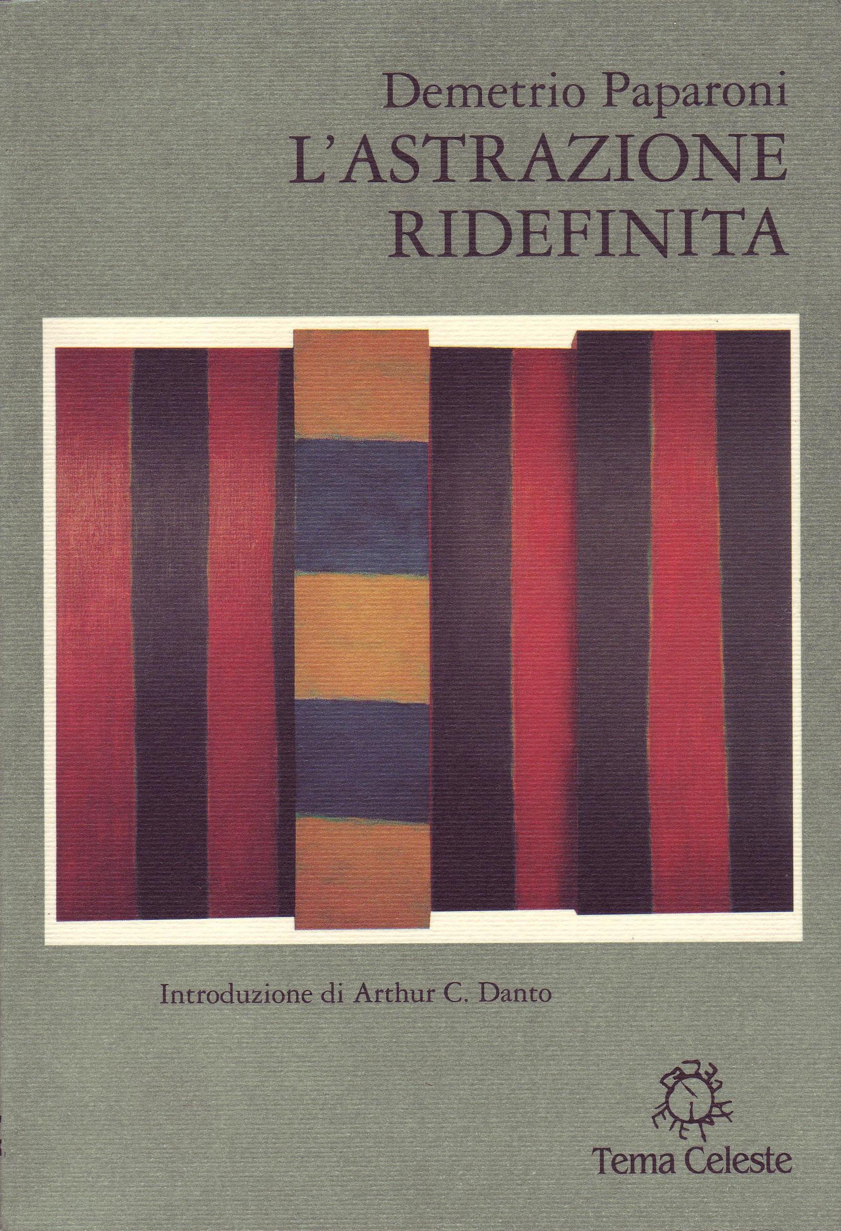 L'ASTRAZIONE RIDEFINITA / Tema Celeste 1994