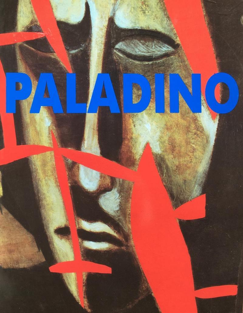 MIMMO PALADINO / Galleria d'Arte Moderna / Villa delle Rose / Bologna 1990