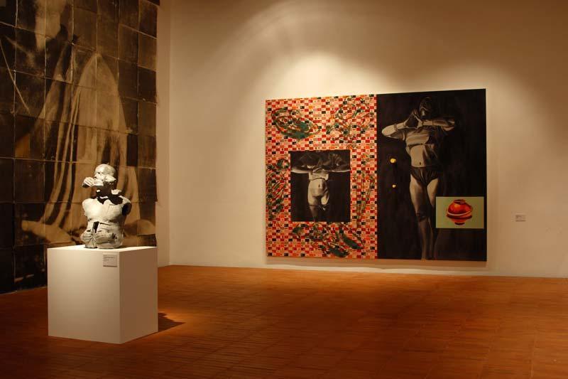 ERETICA / DALLA TRASCENDENZA AL PROFANO / Galleria d'Arte Moderna  Palermo 2006