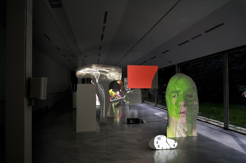 TONY OURSLER / OPEN OBSCURA  / PAC / Milano 2011