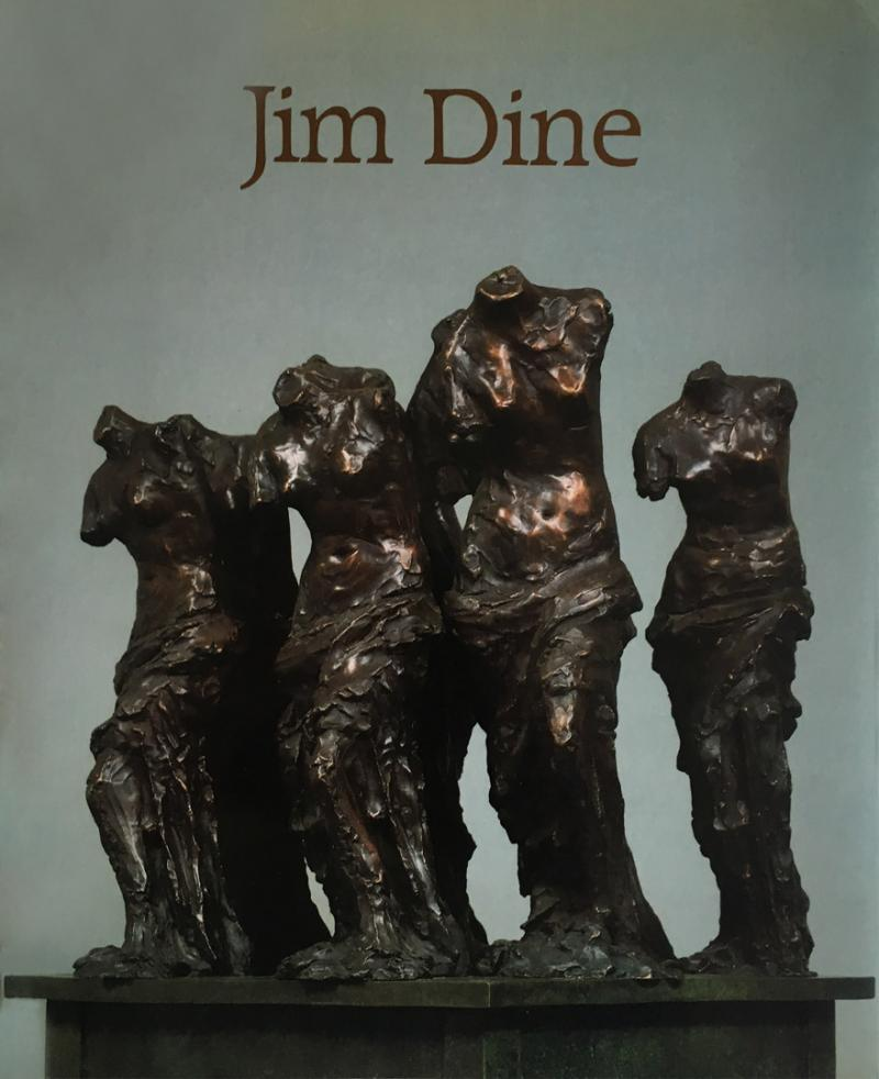 JIM DINE / Waddington Galleries, Londra 1989