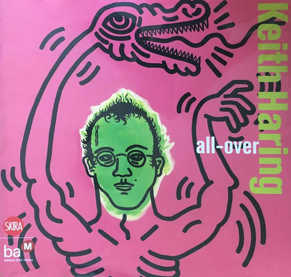 KEITH HARING / All-Over / MONS BAM MUSEUM  2009