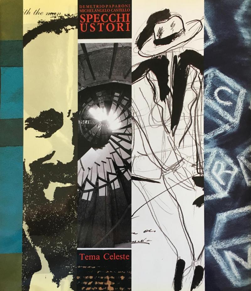 SPECCHI USTORI /Tema Celeste Edizioni / Siracusa 1989