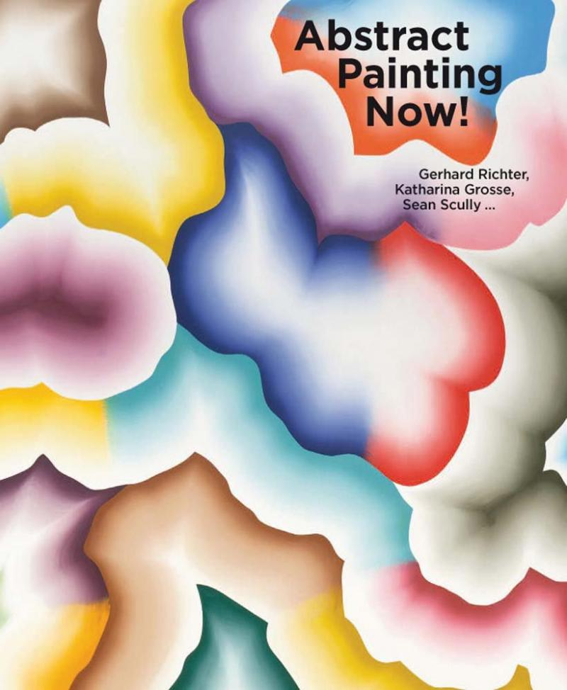ABSTRACT PAINTING NOW! GERHARD RICHTER, KATHARINE GROSSE, SEAN SCULLY ... Kunsthalle Krems 017