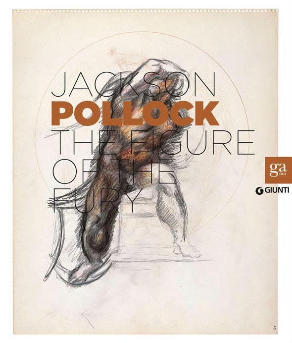 JACKSON POLLOCK //The Figure of the Fury  Palazzo Vecchio  Firenze 2014