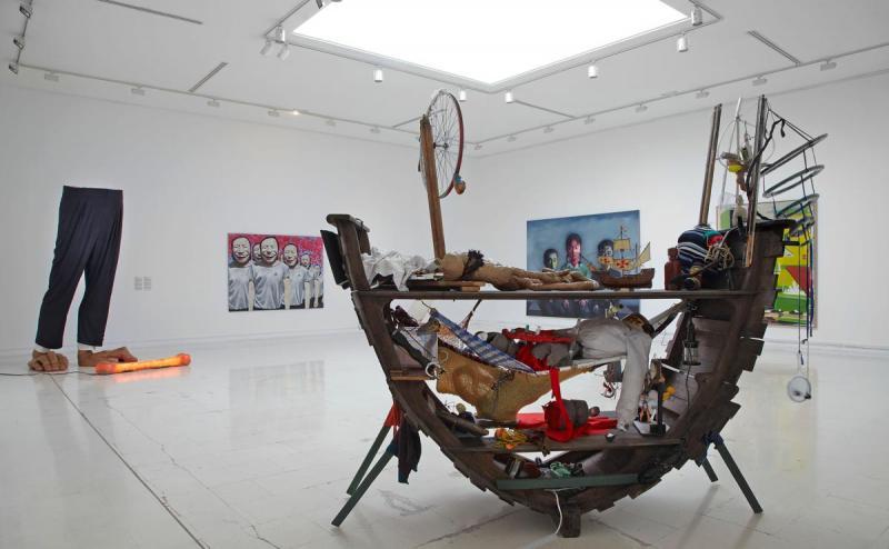 SURREAL VERSUS SURREALISMO EN EL ARTE CONTEMPORANEO / IVAM / Valencia 2011