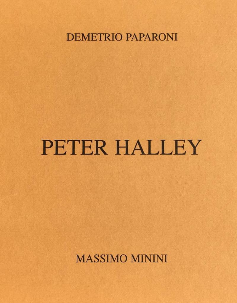 PETER HALLEY / Galleria Massimo Minini / Brescia 1997