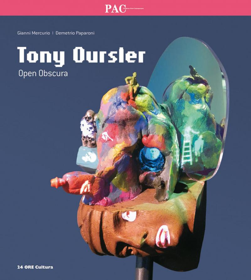 TONY OURSLER. OPEN OBSCURA -/ 24 Ore Cultura / Milano  2011