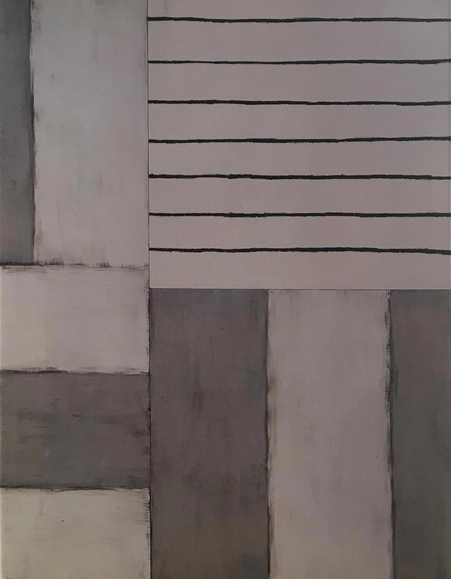 SEAN SCULLY / La forma e lo spirito  / Gian Ferrari  Arte Contemporanea MIlano 1994-1995