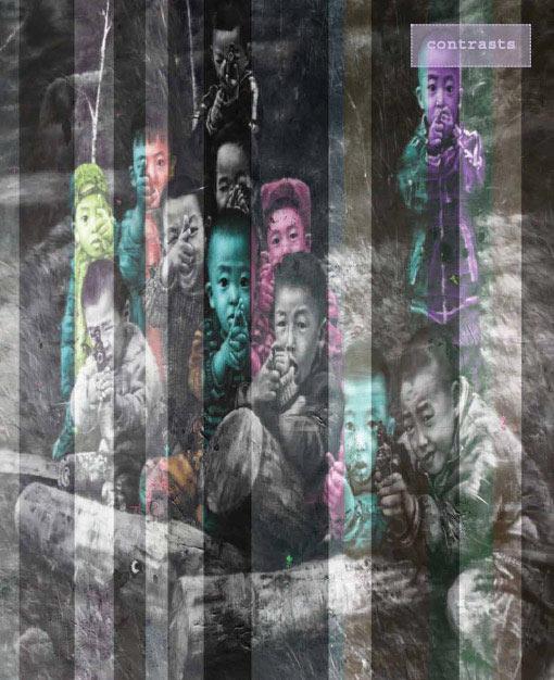 LI TIANBING / Contrasts Gallery / Shanghai 2011