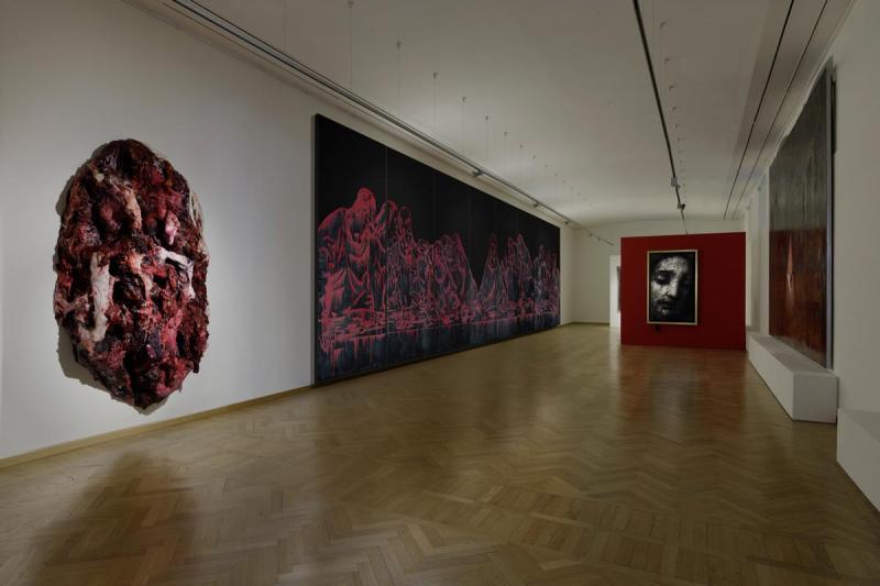 THE LAST SUPPER AFTER LEONARDO  Fondazione Stelline / MIlano 2019