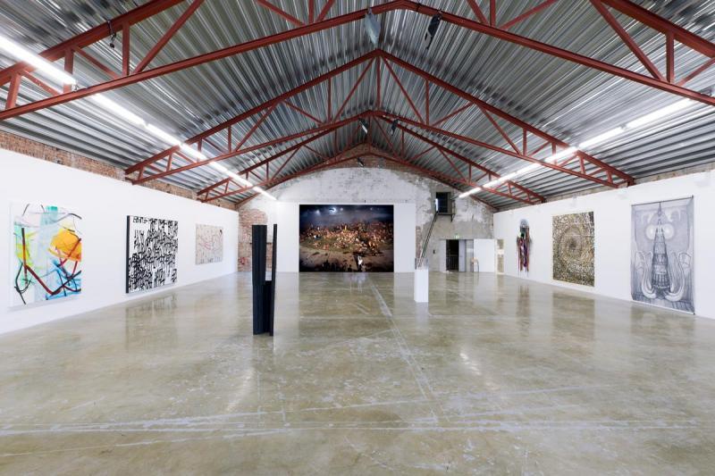 CONTEMPORARY CHAOS / Vestfossen Kunstlaboratorium / 2018