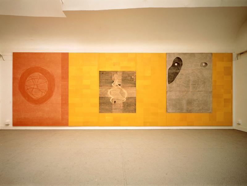 Abstracta / Italian Pavilion  Venice Biennial 1993