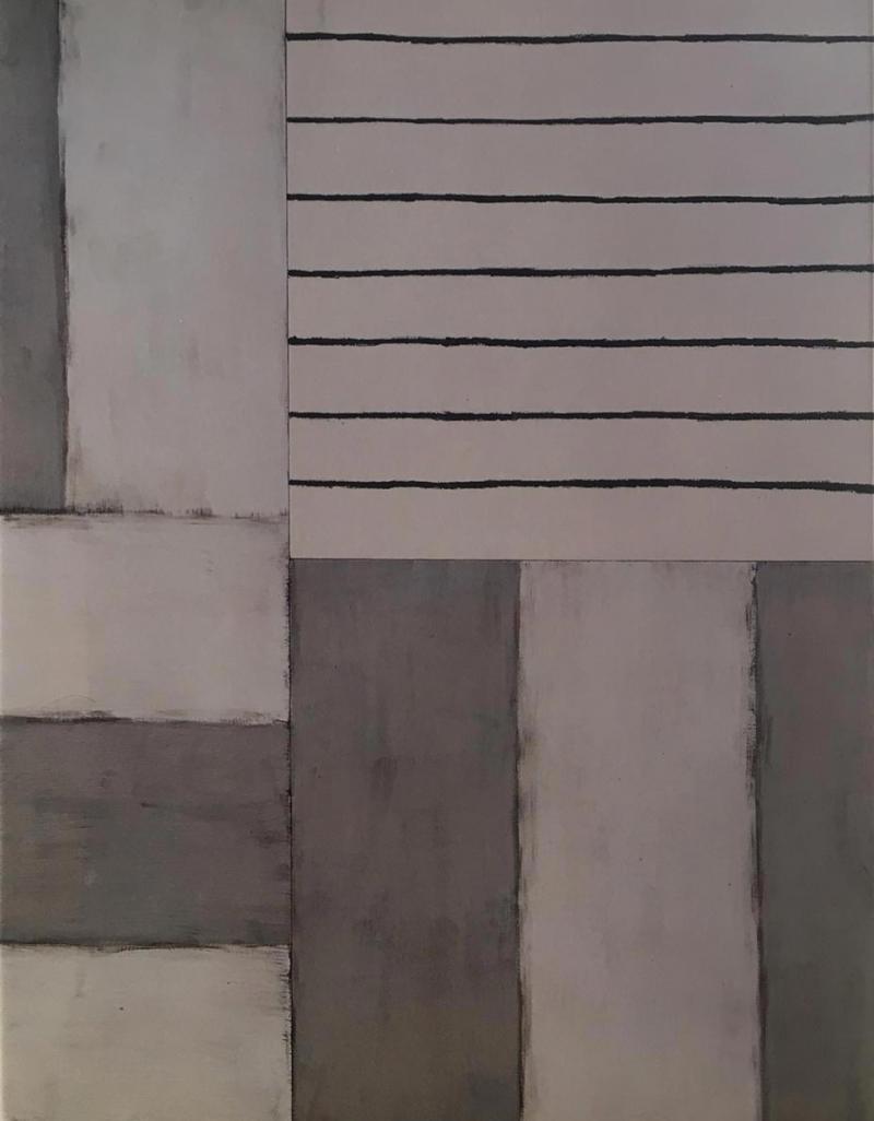 SEAN SCULLY / Form and Spirit  / Gian Ferrari  Arte Contemporanea MIlano 1994-1995